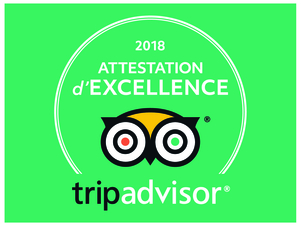 attestation excellence-tripadvisor-thalasso-rivage